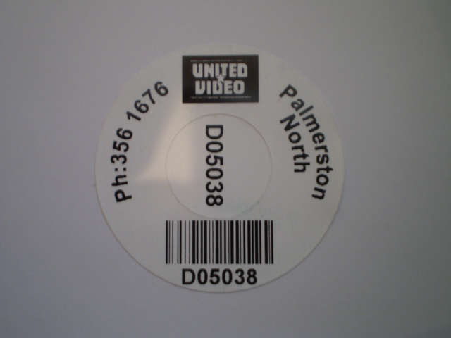 DVD Label