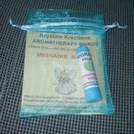 ANXIETY EASE Aromatherapy Snuffer