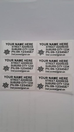Return Address labels- 250 for $5 !!